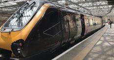 英國火車 Corss Country