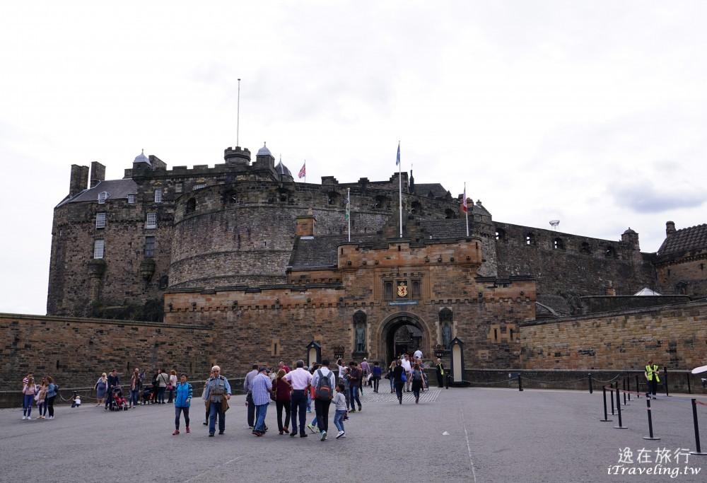 愛丁堡城堡, Edinburgh Castle