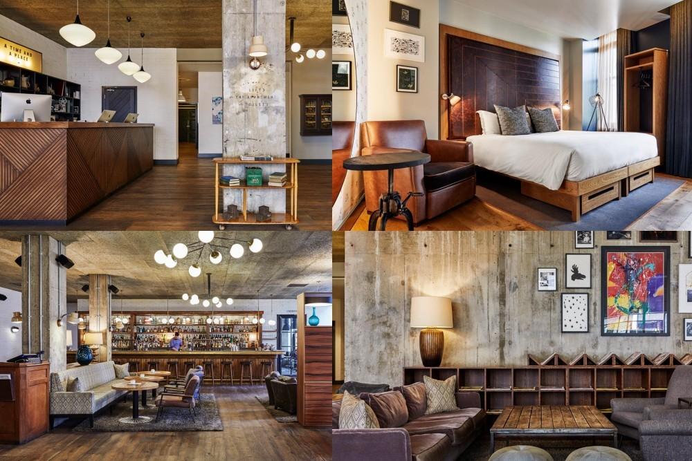 The Hoxton, Holborn, 倫敦飯店, 倫敦旅館, 倫敦住宿, 精品飯店