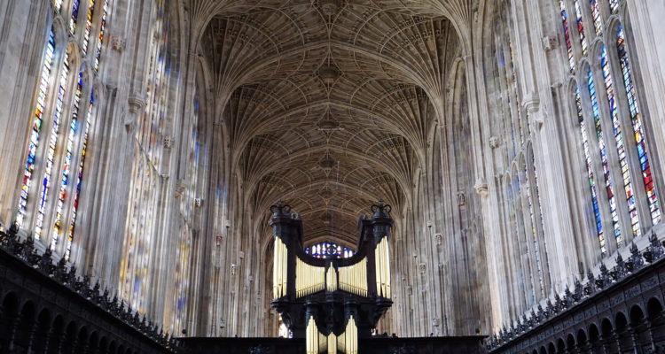 劍橋 國王學院 禮拜堂