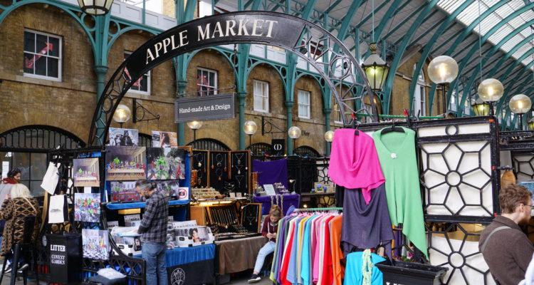 柯芬園 Apple Market Covent Garden