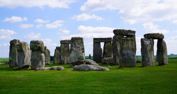 Stonehenge 巨石陣